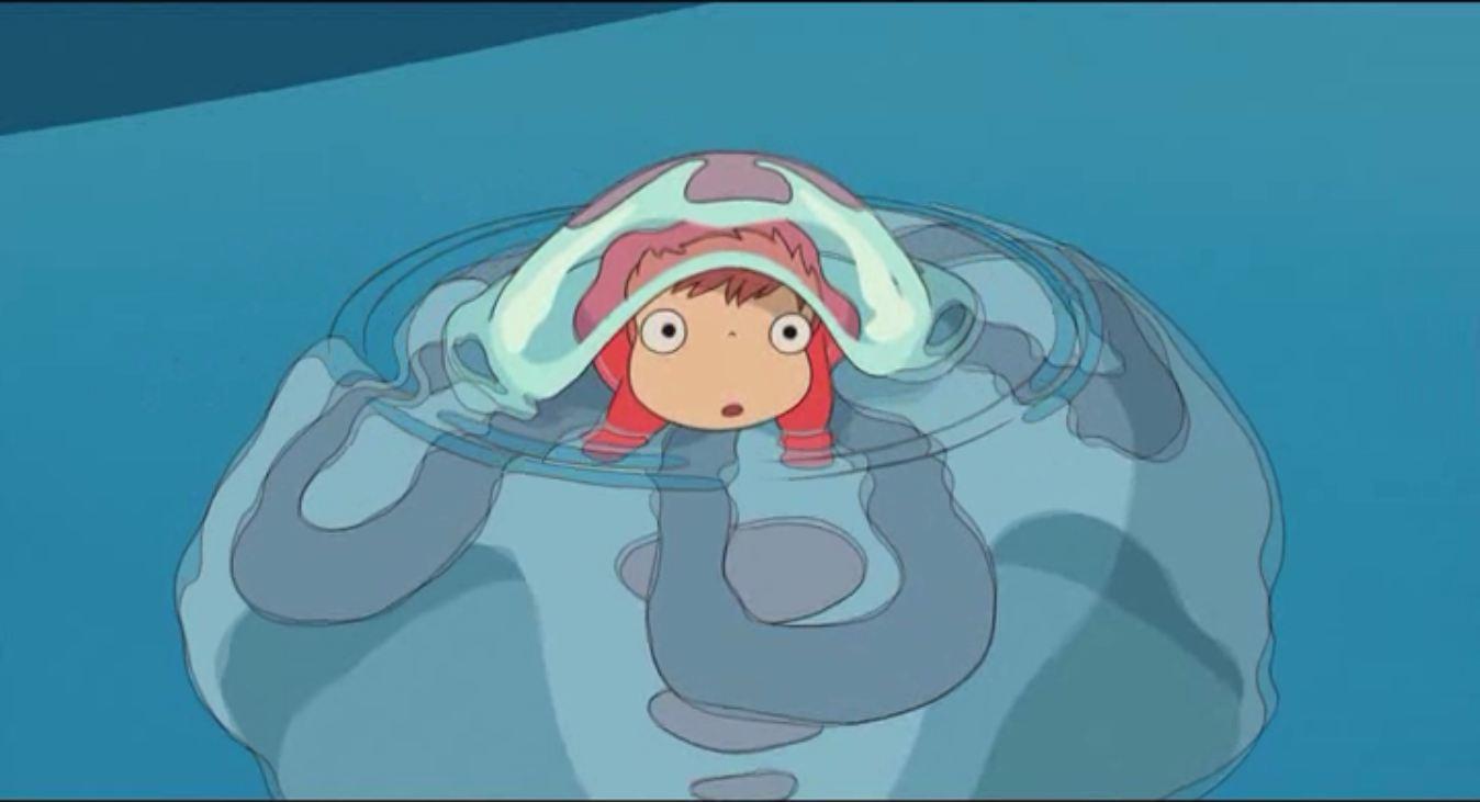 'Ponyo' (2008), de Hayao Miyazaki
