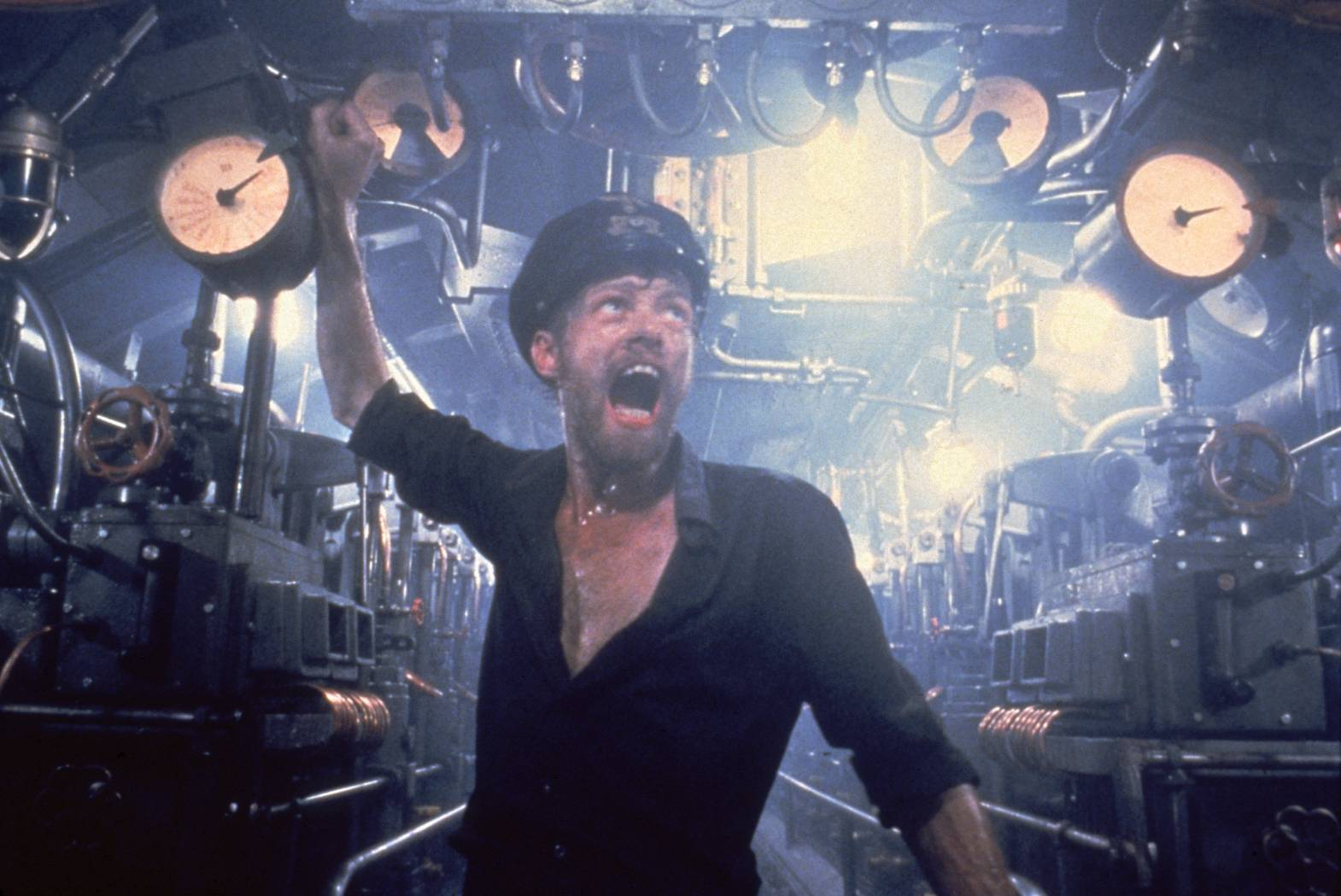 'El submarino' (1981), de Wolfgang Petersen