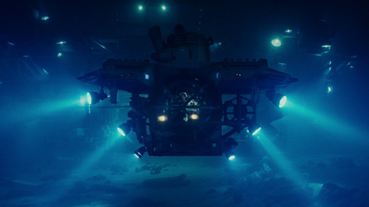 'The abyss' (1989), de James Cameron