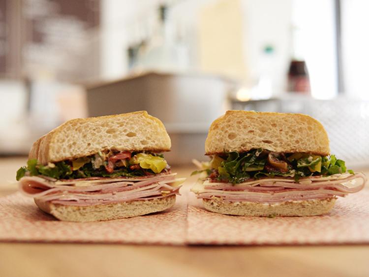Morris Sandwich Shop