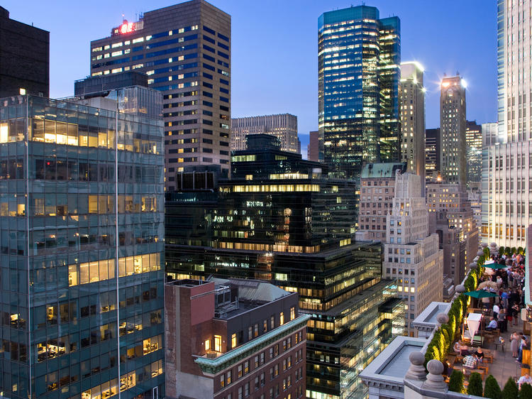 The best things to do on NYC rooftops