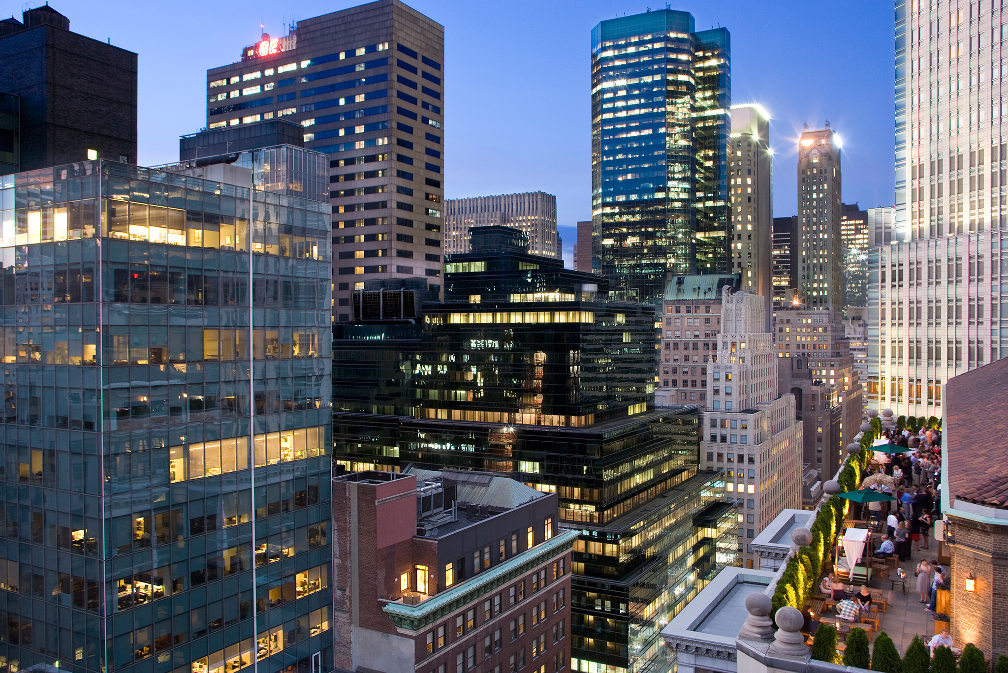 The coolest things to do on NYC rooftops