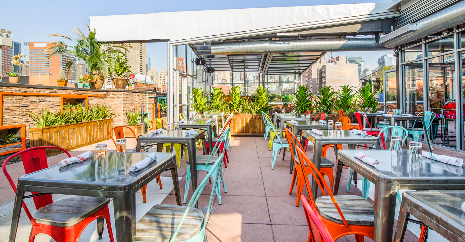 10 non-douchey NYC rooftop bars