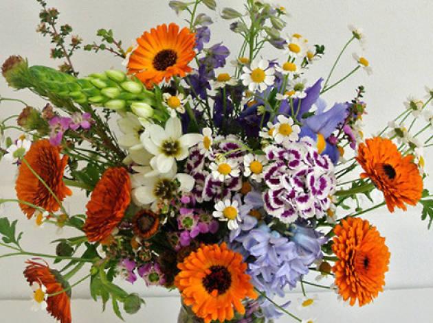 Mother's Day Pop-Up Flower Shop