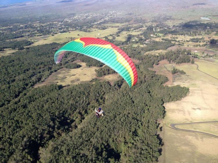 Paragliding | Maui, HI