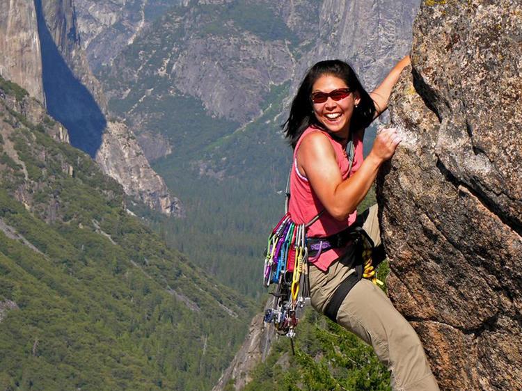 Climbing El Capitan | Yosemite, CA
