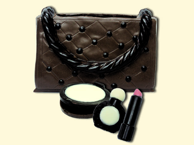 Goodwood Park Hotel - chocolate handbag