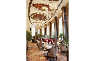 The St Regis Mother's Day Champagne Brunch at Brasserie Les Saveurs