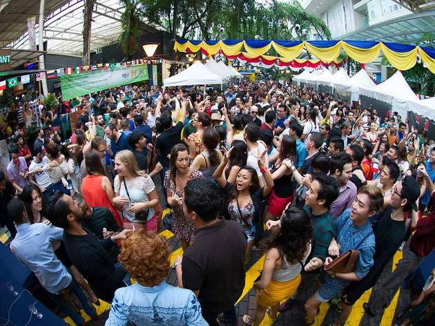 The Latin American Festival