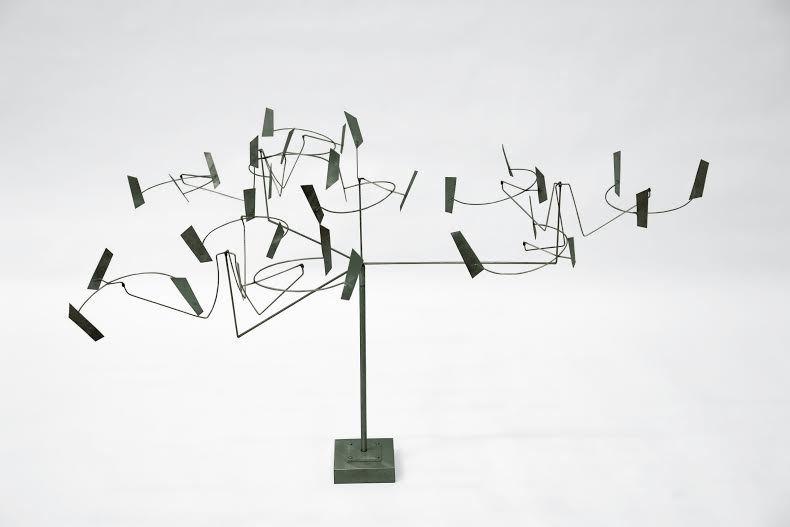 George Rickey: Escultura