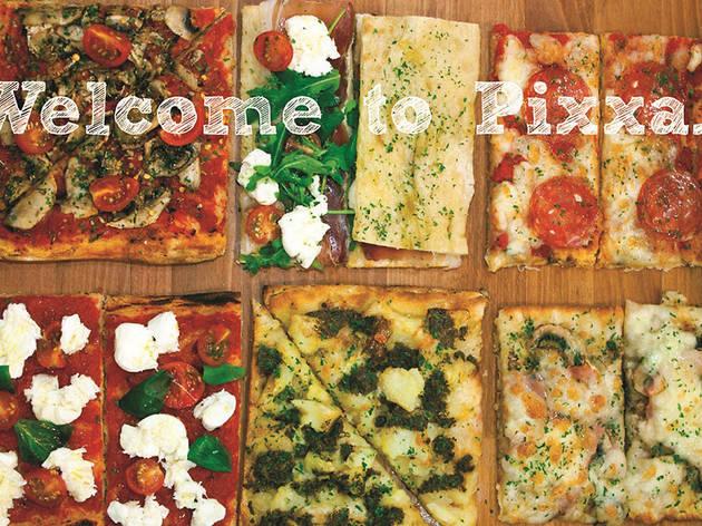 Pizza farringdon