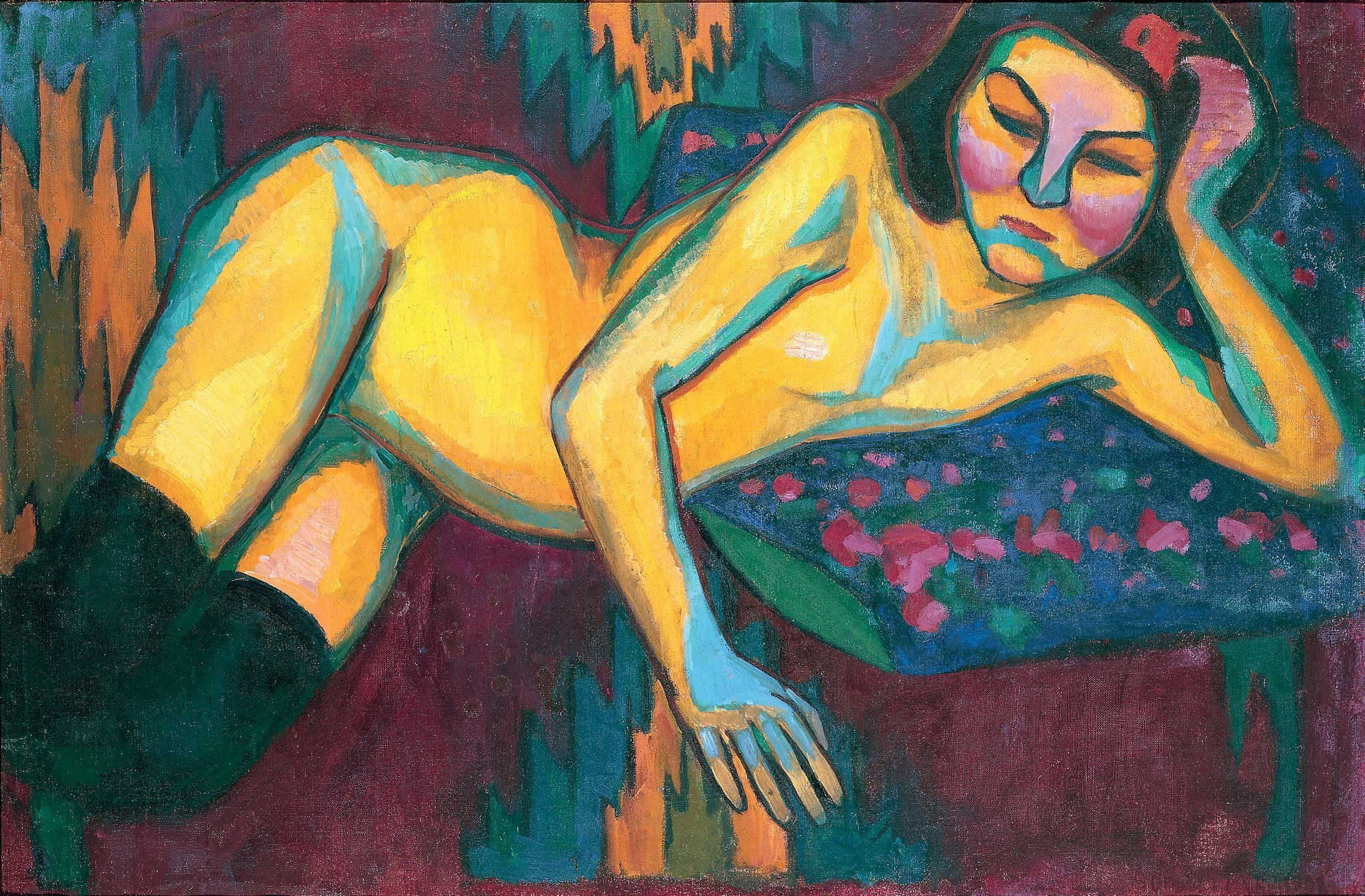 Win tickets to Sonia Delaunay at Tate Modern and a 4-star hotel stay for two