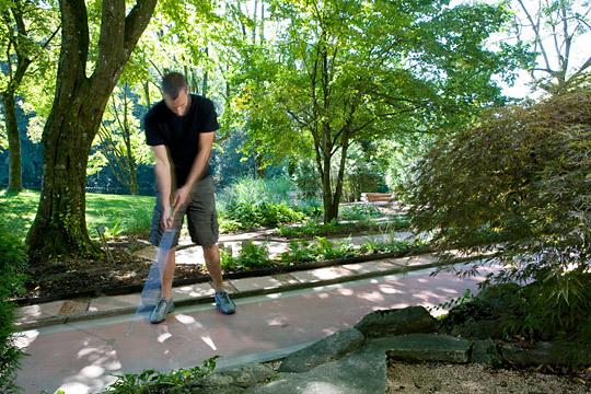 Dolder sports mini golf