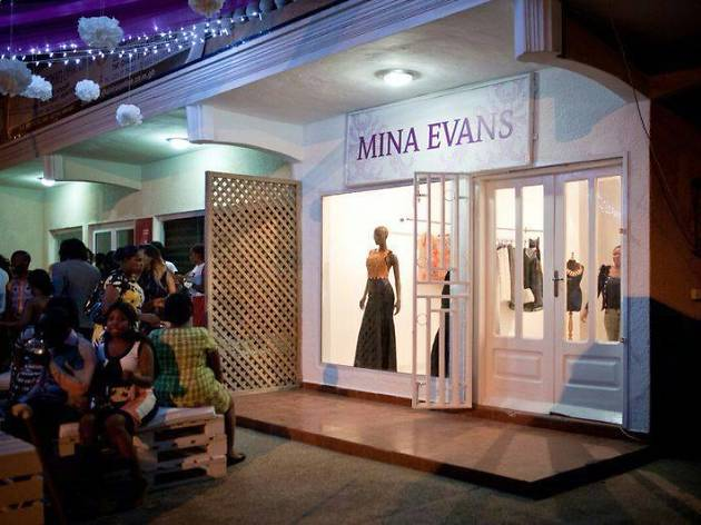 Mina Evans Open House | 9 May