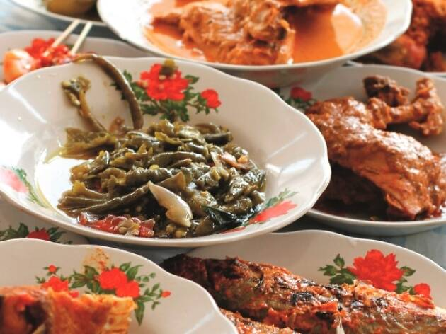 The best nasi padang restaurants and stalls in Singapore
