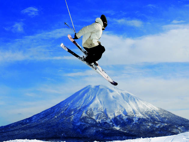Skiing escape: Niseko, Japan