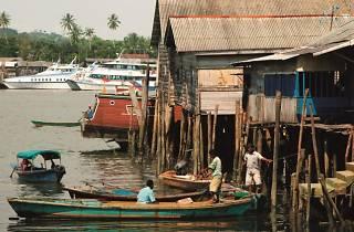 Tanjung Pinang Harbour