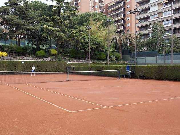 Club Tennis La Salut