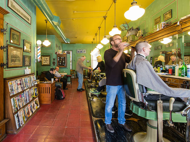 The best barber shops in Chicago