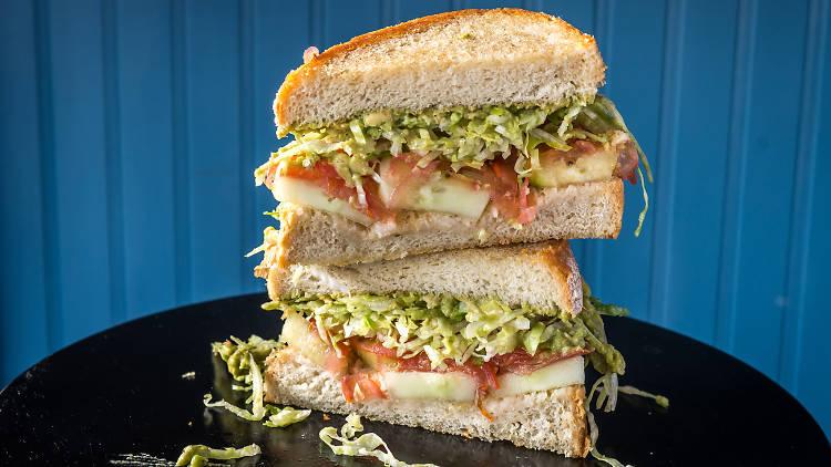 DRIVE IN SANDWICHES mommy dearest sandwich
