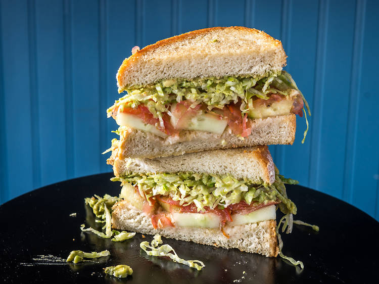 The best sandwich shops in NYC