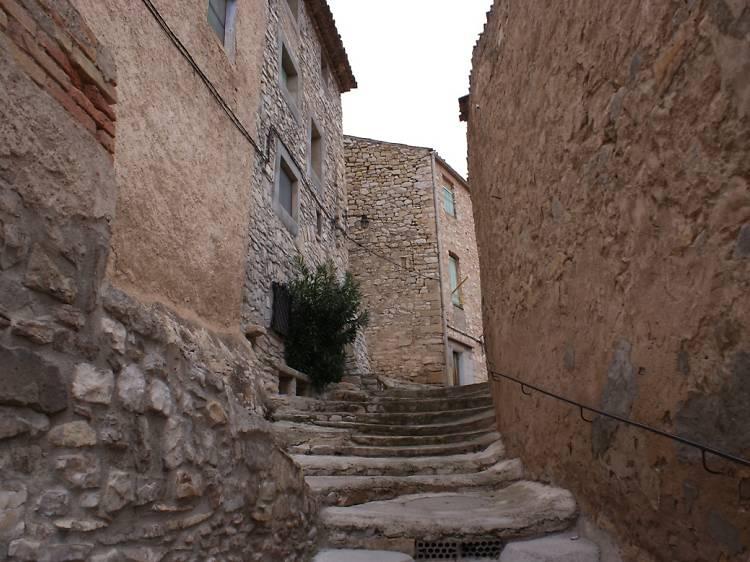 Conjunt medieval de Guimerà