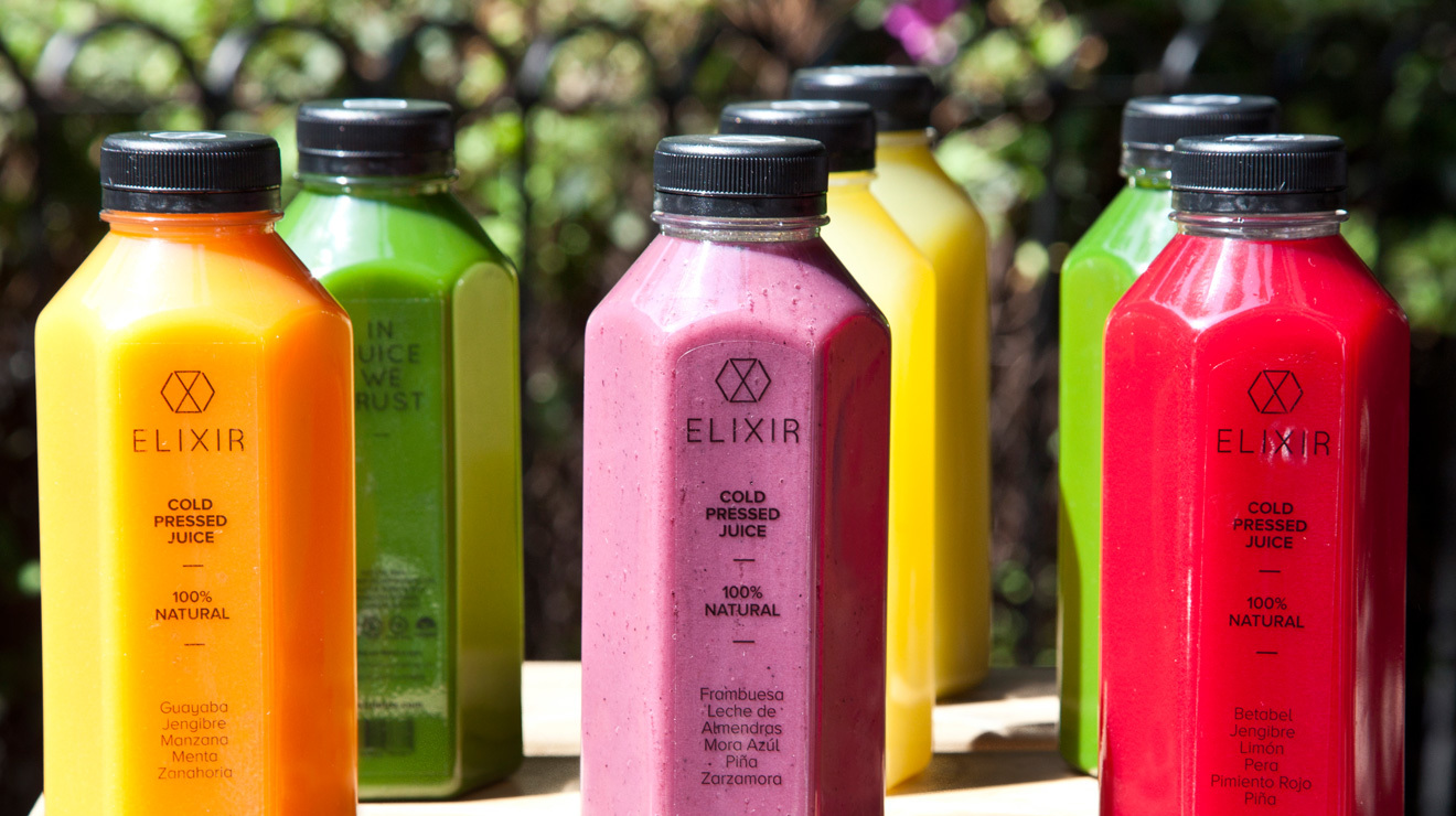 Elixir Juice House Roma