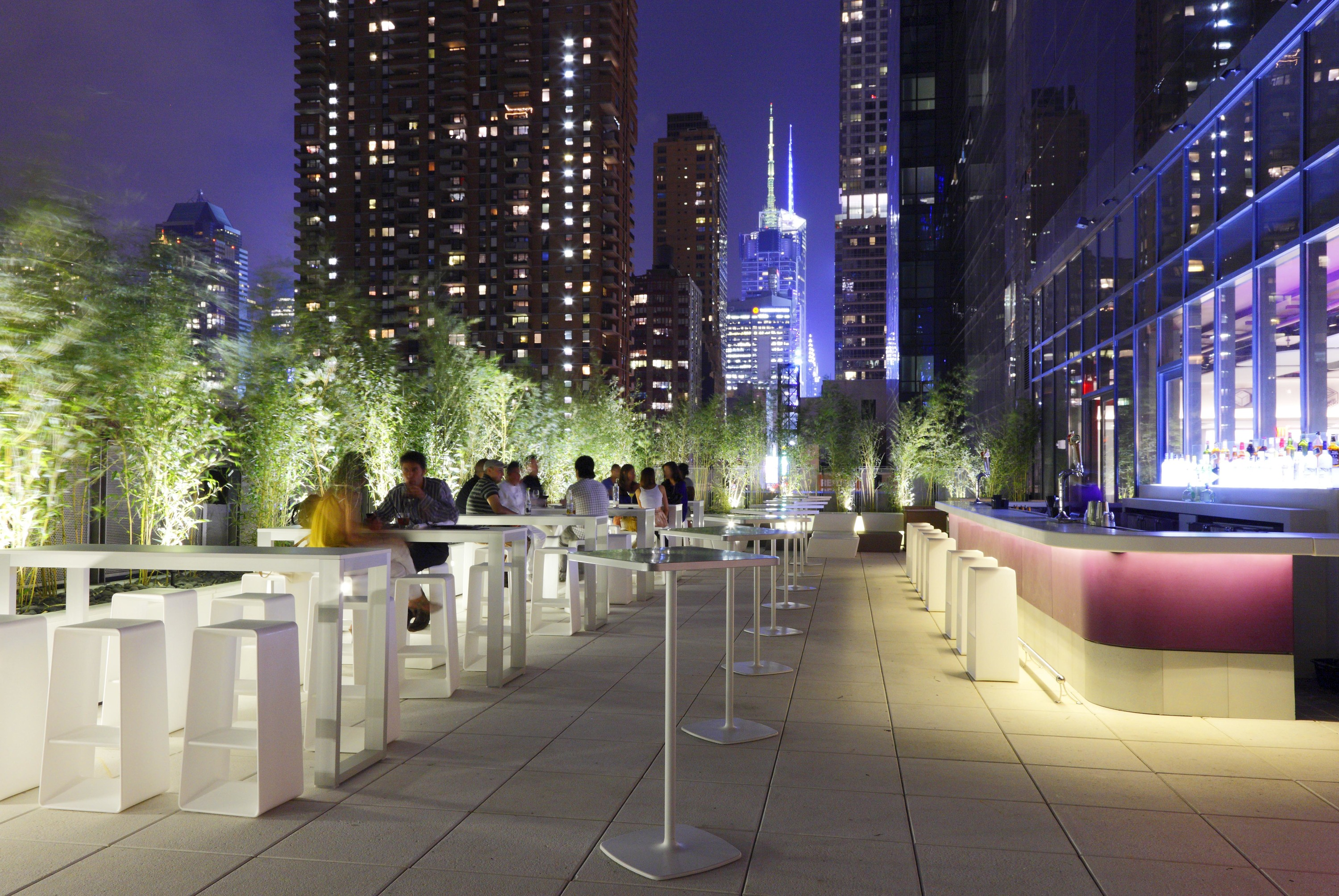 Nine rooftop bars you should really only go to for the view