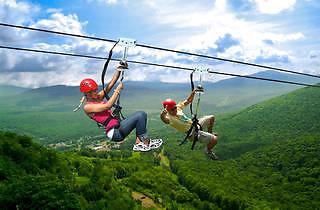 New York Zipline Adventure Tours