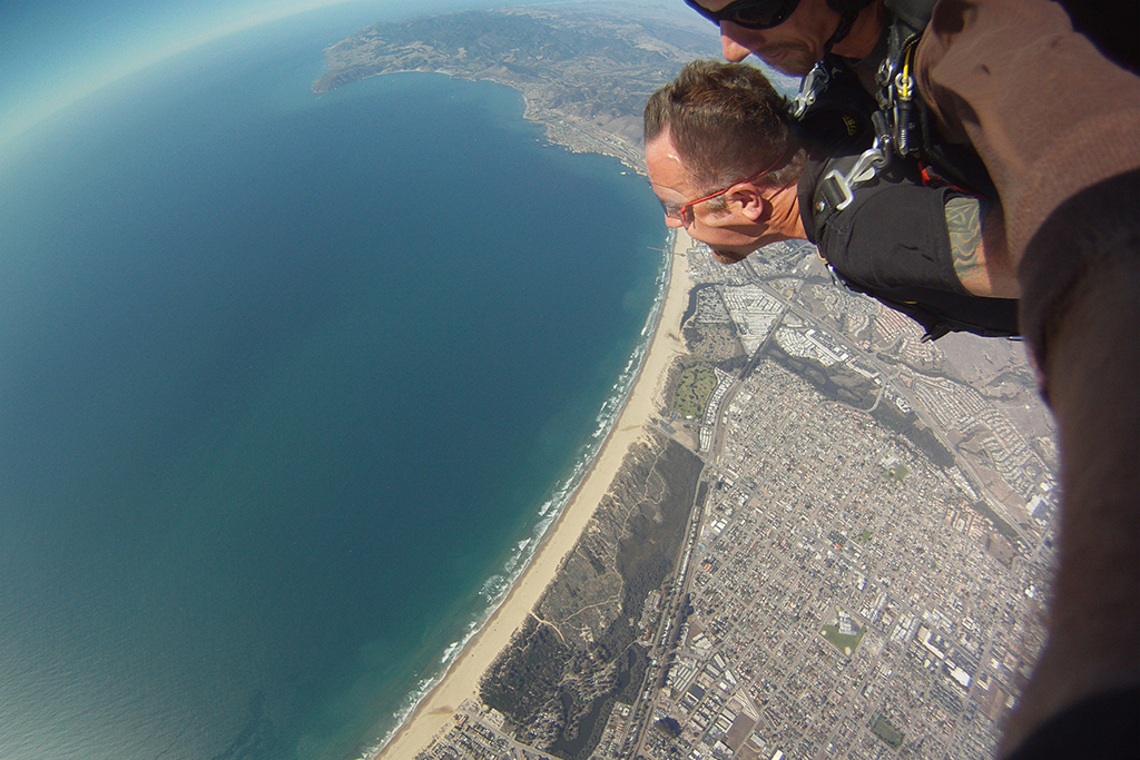 Skydive Pismo Beach