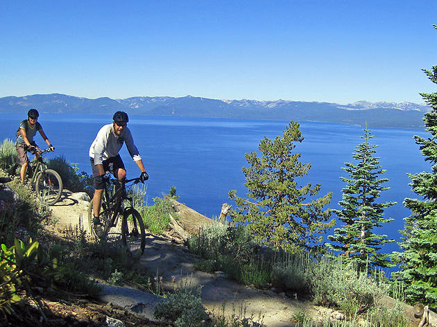 Bike Mr. Toad's Wild Ride in Tahoe