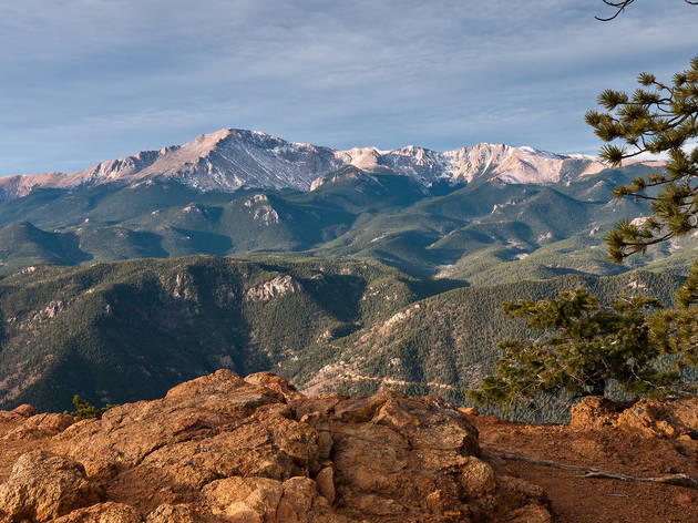 Hike a 14er in Colorado