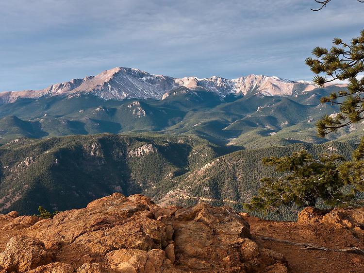 Hiking a 14er | Colorado
