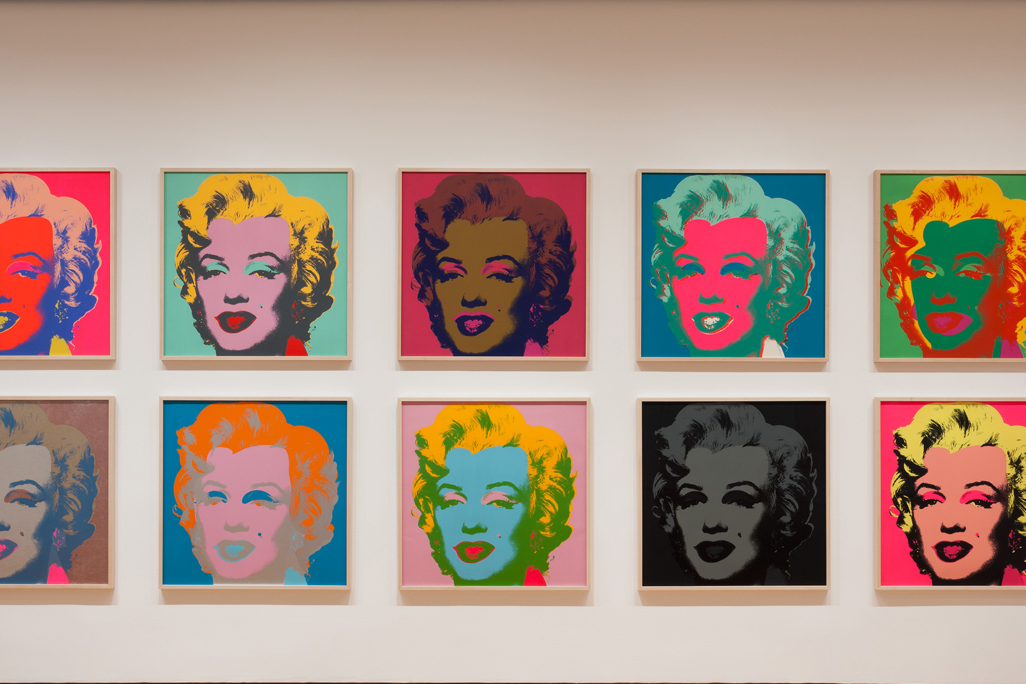 A fascinating look at the early years of Andy Warhol
