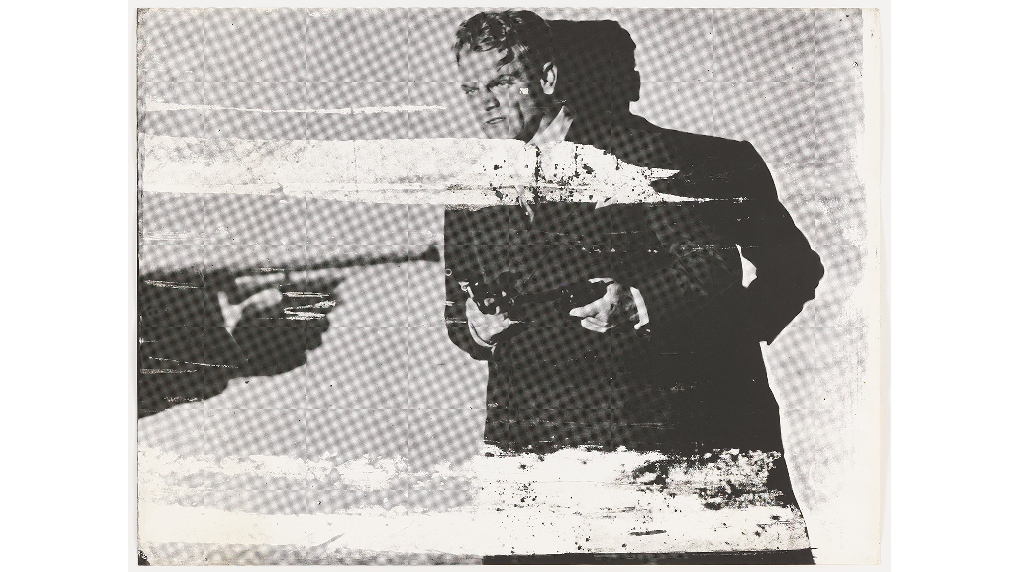 Andy Warhol, Cagney, 1962