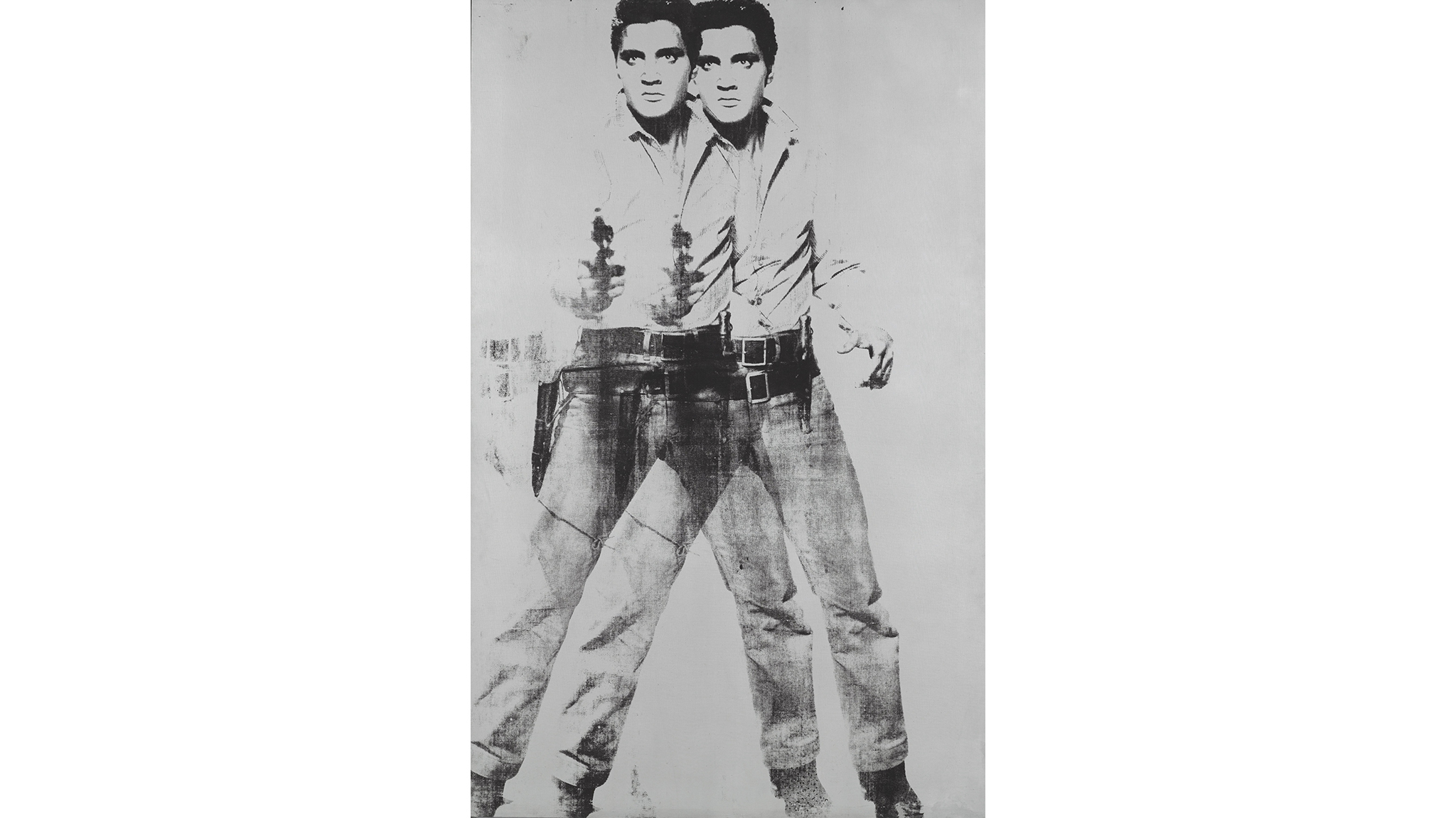 Andy Warhol, Double Elvis, 1963
