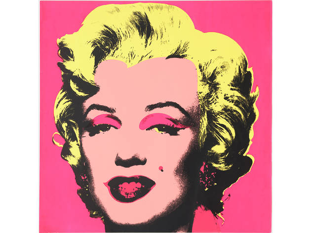 Andy Warhol, Untitled from Marilyn Monroe, 1967
