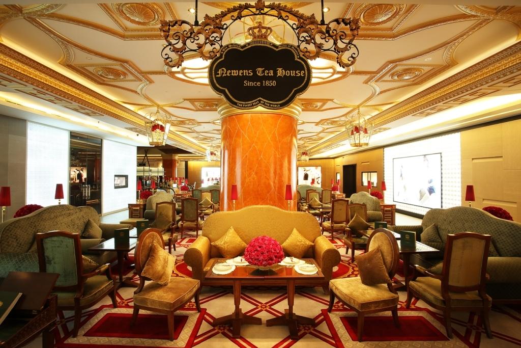A royal tea party: Newens Tea House