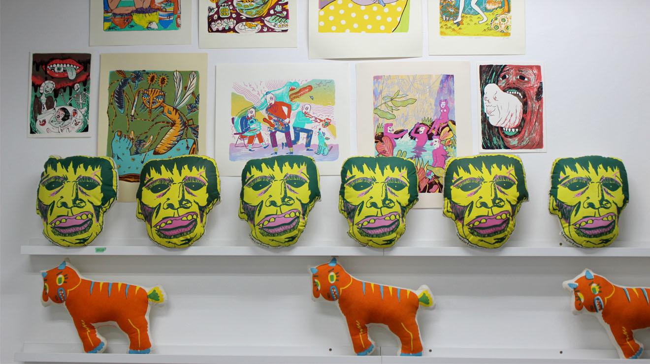 Raksasa Print Studio