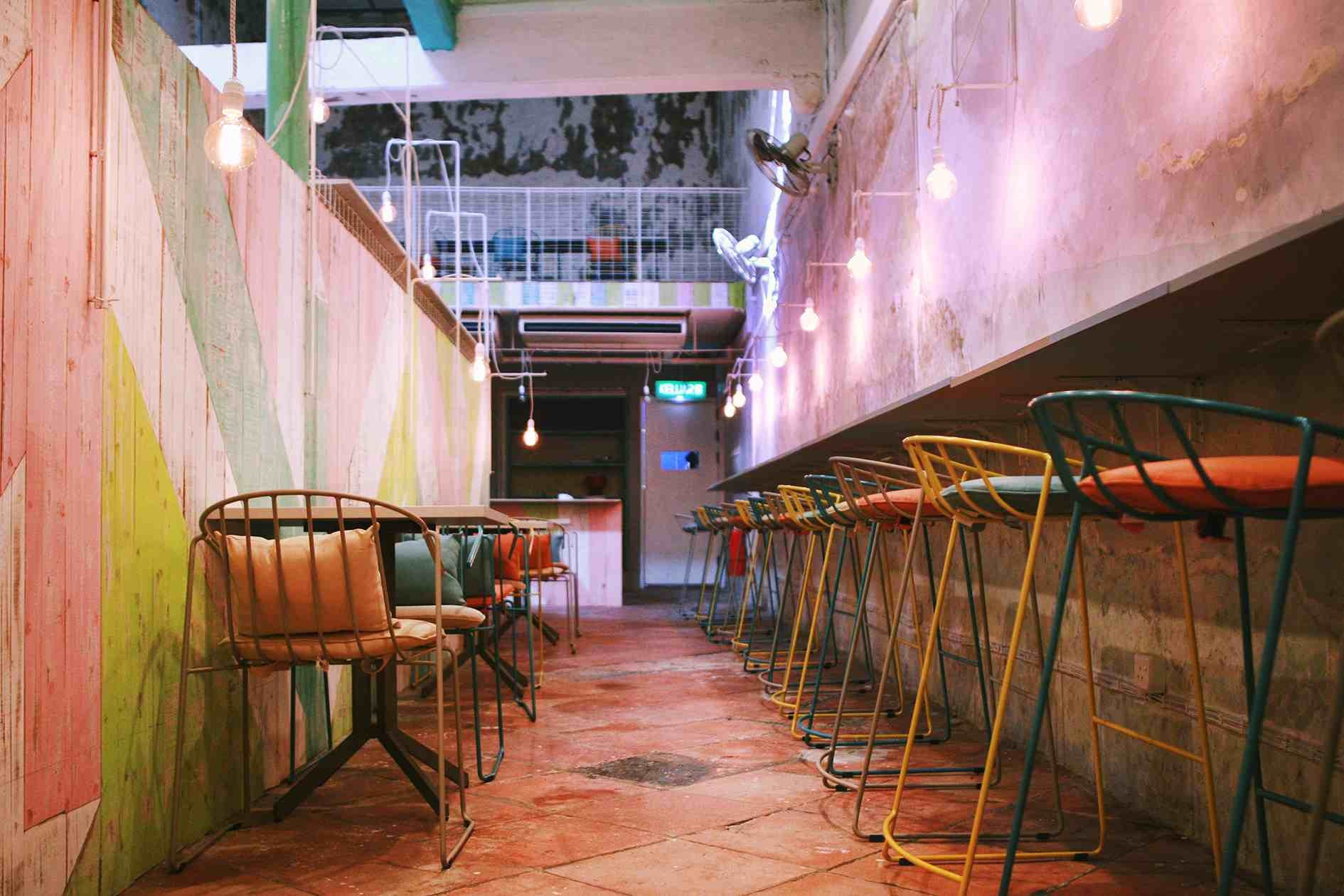 Best new bars in Penang