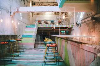 Inch food bar
