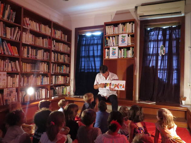 Storytelling Workshop at Alliance Française