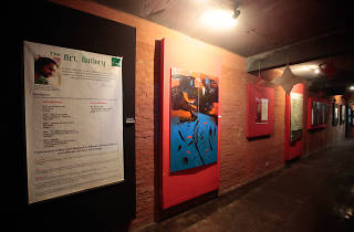 Lords Restaurant Art Gallery