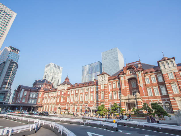 Tokyo Station | Time Out Tokyo