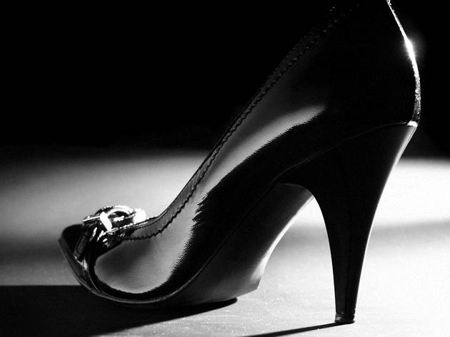 The High Heel Dash