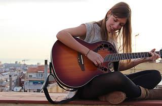 Guitar BCN 2015: Anaïs Vila