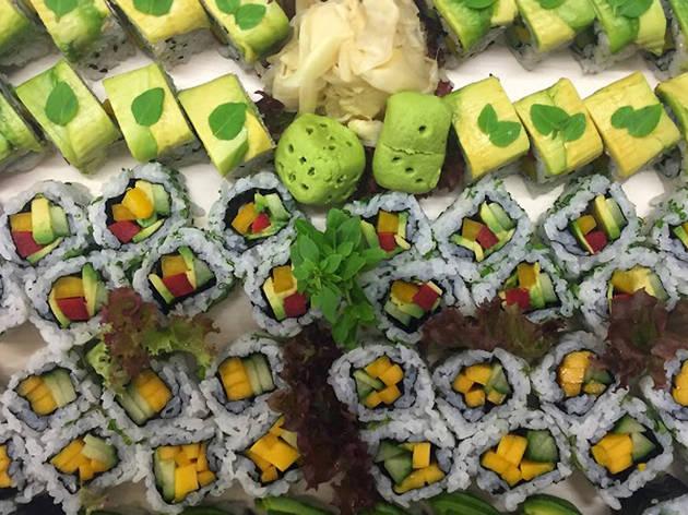 Sushi Surprise