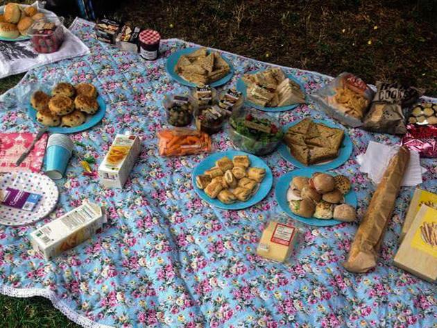 Perfect picnic spots in Bristol