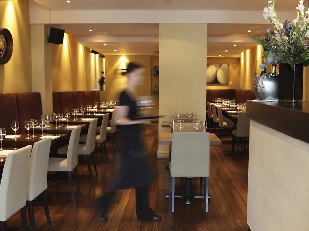 Lamberts restaurant in Balham