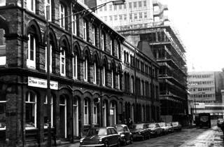St Paul's Street Leeds 17th January 1974
